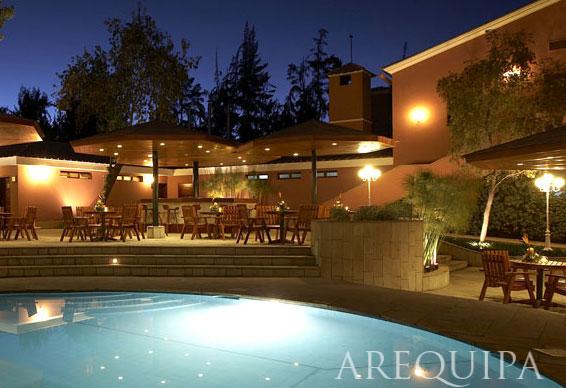 Hotel Libertador Arequipa - Arequipa Hotels